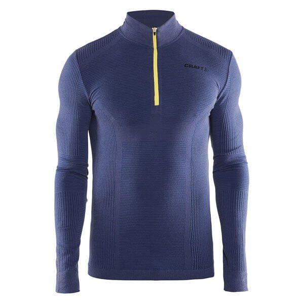 triko wool comfort zip deep M