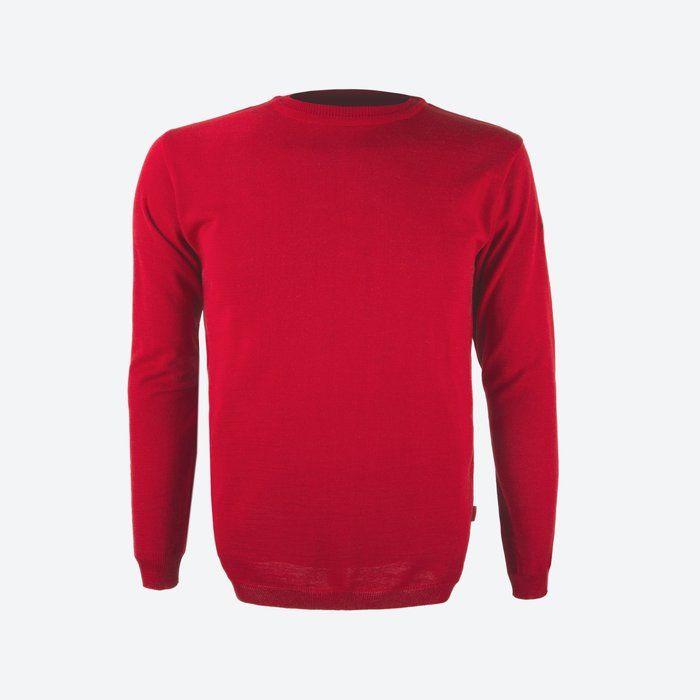 pánský svetr 4101 104 red M