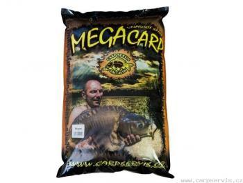 krmítková směs Václavík Megacarp 3kg vanilka