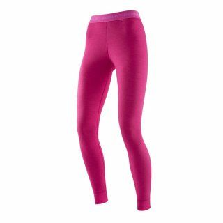 spodky duo active long johns cerise S