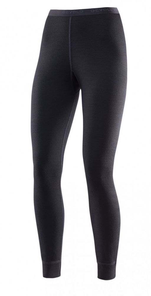spodky duo active long johns black L