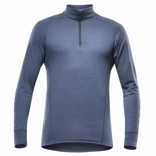 triko duo active zip neck night M