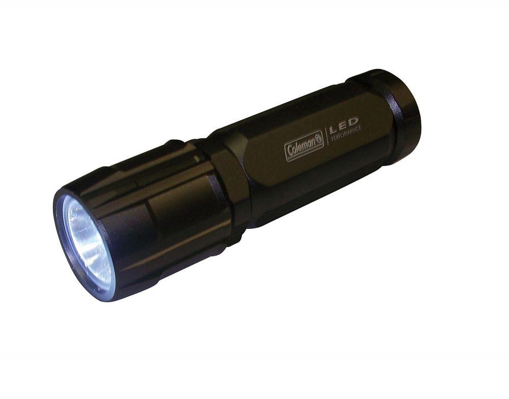 High Power Aluminium LED Flashlight
